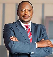 H.E. Hon. Uhuru Kenyatta C.G.H