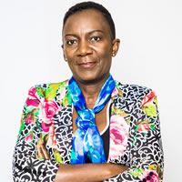 Mrs. Jacqueline Mogeni - Chief Executive Officer-COUNCIL OF GOVERNORS