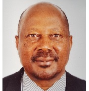 H.E James kamau maina Muranga DG