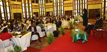 ORIENTATION OF COUNTY OFFICIALS