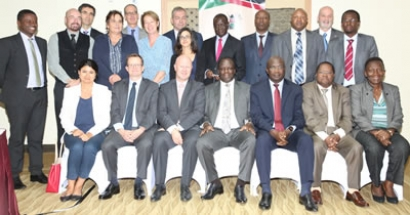DEVELOPMENT PARTNERS STAKEHOLDERS MEETING