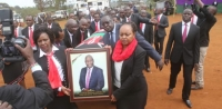 COUNCIL OF GOVERNORS MOURNS THE LATE H.E DR WAHOME GAKURU, 3RD GOVERNOR, NYERI COUNTY