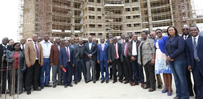 ICT COMMITTEE VISIT KONZA TECHNOPOLIS CITY