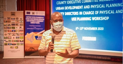 LAND, URBAN DEVELOPMENT AND PHYSICAL PLANNING CONSULTATIVE WORKSHOP