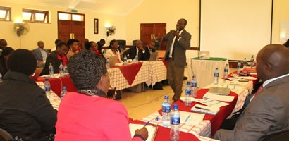 IMPROVING HEALTH SERVICES IN THE COUNTIES