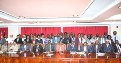STAKEHOLDERS IN THE HEALTH SECTOR REVIEW PARTNERSHIPS FOR IMPROVED SERVICE DELIVERY