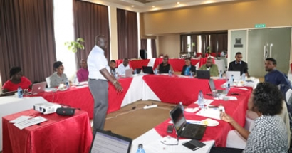 Sensitization Training of Maarifa and ICT on climate change and video editing