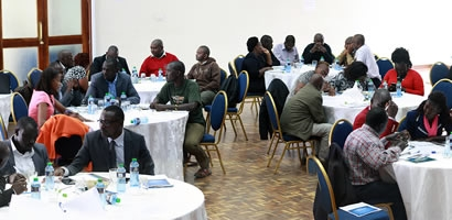 KADP ORGANIZES PARTICIPATORY BUDGETING DESIGN WORKSHOP