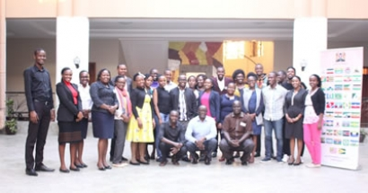 SENSITIZATION WORKSHOP ON CLIMATE CHANGE FOR COG SECRETARIAT