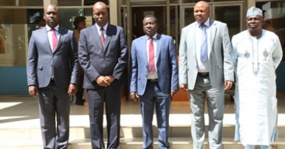 NIGERIAN GOVERNORS PEER LEARNING VISIT TO KENYA