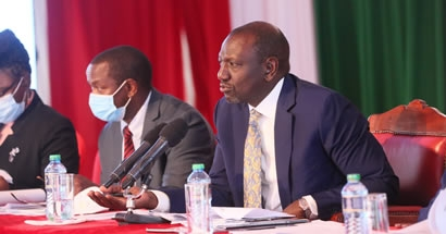 COUNTY GOVERMENTS TO GET SH370B FOR THE FINANCIAL YEAR 2021/2022