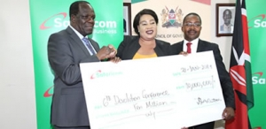 Safaricom PLC, platinum sponsor for the 6th Annual Devolution Conference