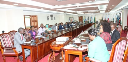GENDER COMMITTEE HOLDS ANNUAL ELECTIONS