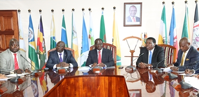COUNCIL OF GOVERNORS WATER SECTOR CONSULTATITIVE MEETING