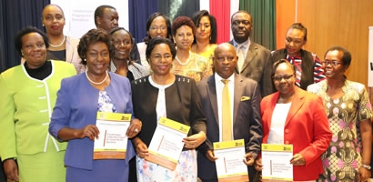 LAUNCH OF THE WOMEN IN LEADERSHIP CURRICULUM