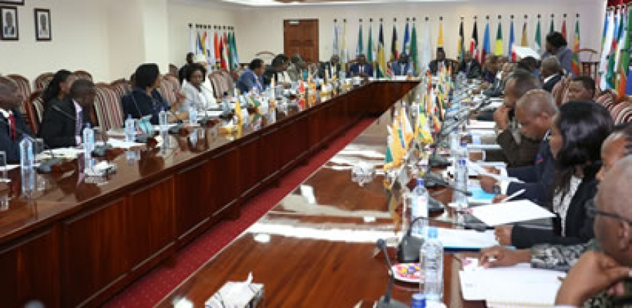 Governors hold first consultative meeting