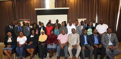 ICT EXECUTIVE MEMBERS CAUCUS MEETING