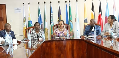 DEVELOPMENT PARTNERS AND PRIVATE SECTOR URGED TO SUPPORT THE 5TH ANNUAL DEVOLUTION CONFERENCE