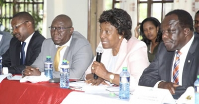 NATIONAL AND COUNTY GOVERNMENTS JOIN HANDS TO DELIVER ON PROJECTS