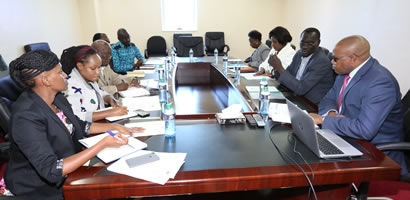 GOVERNORS SEQUEL MEETING WITH MEDLINDA GATES FOUNDATION AND JHIPEGO
