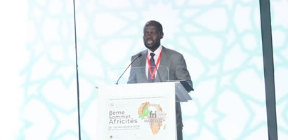 KISUMU COUNTY TO HOST  THE  AFRICITIES SUMMIT - 2021