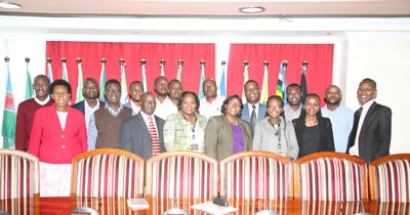 STUDY MISSION BY THE GOVERNMENT OF UGANDA OFFICIALS ON MAINSTREAMING AND BUDGETING FOR CLIMATE CHANGE