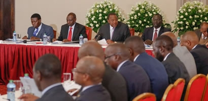 6TH ORDINARY SESSION OF THE NATIONAL AND COUNTY GOVERNMENTS COORDINATING SUMMIT