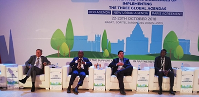The Council of Governors at the World Forum of Regions