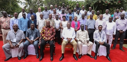 Governors and Deputy Governors Inducted